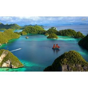 Paket Hemat Tour Raja Ampat Wayag By Travel Package Indonesia
