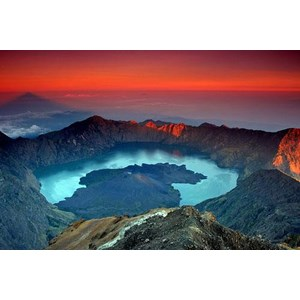 Promo Treking Rinjani + Gili Trawangan By Travel Package Indonesia