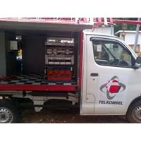 Pemasangan ACPDB Battery Rectifier