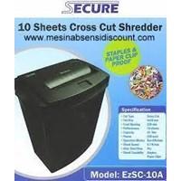 Paper Shrreder EzSC-10A