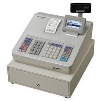 Cash Register Sharp XE-A207W