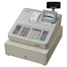 Cash Register Sharp XE-A207W