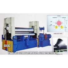Mesin Rolling W11 Symentry Type Tree Roller