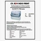 Printer Olivetti Pr2plus