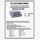 wincor hpr4915xe