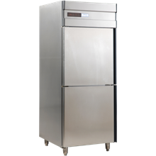 Upright Chiller Cooling Engine 2 Door