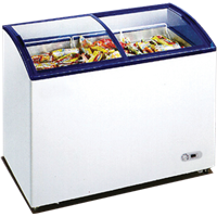 Jual Mesin Sliding Curved Glass Freezer Masema