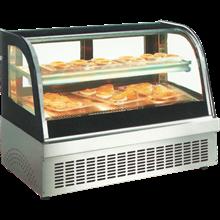 Makanan Manis Mesin Display Cake Chiller Masema ( Mesin Pemajang Kue Portable )
