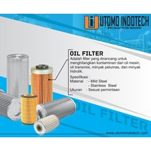 REPAIR OIL FILTER DAN AIR FILTER