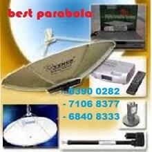 Antena Parabola Venus