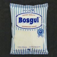 Jual Bosgul Gula Pasir Putih Dalam Kemasan