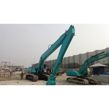 Long Arm And Boom Arm Std Excavator