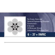 KAWAT SELING 6X37 IWRC