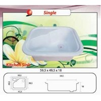 Jual Sink Single