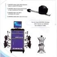 Jual WHEEL ALIGNMENT SYSTEM