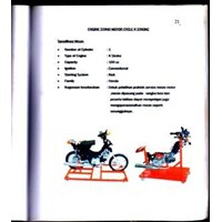 Engine Stand Motor Cycle 4 Stroke