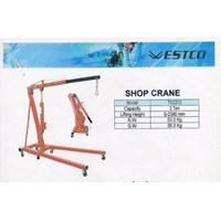 Jual Mesin Engine Crane