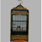 Sell Cage Motif Carved Deities