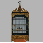Sell Animal Motifs Carved Animal cage in the forest