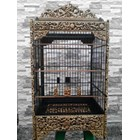 Sell Motif Carving A Squirrel Cage (Ready Stock)