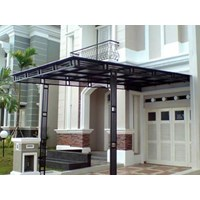 Jual Canopy Stainliss Jakarta