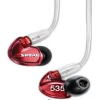 Jual Earphone SHURE SE535LTD(RED)