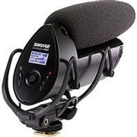 Shure Microphone Kamera VP83F