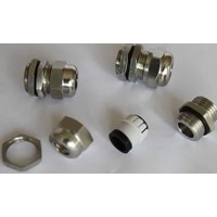 Jual Cable Gland Metal type PG