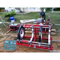 Sell  and rent the Hdpe Pipe Butt Fusion Machine SHD 315 Hydraulic