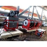 Supplier Mesin Las Pipa Hdpe Tipe Hydraulic