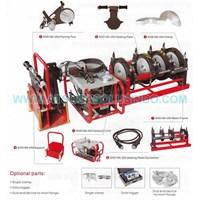 Jual Supplier Mesin Butt Fusion SHD 250 Hydraulic Untuk Menyambung Pipa Hdpe 3 Sampai 10 Inc