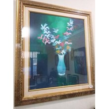 Lukisan Bunga (Des.15.63.S)