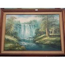 Lukisan Pemandangan (Feb.16.164.M.10)