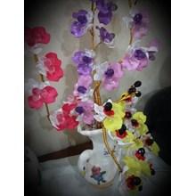 [Bunga Plastik Artificial] Bunga Ros (Agt.16.20.T.