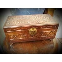 Jual [Kerajinan Kayu] Kotak Perhiasan (JS.Agt.A.25)