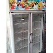 [Kulkas dan Freezer] Show Case 2Pintu (Agt.16.131.