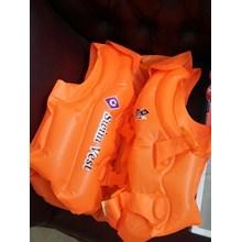 Life Jacket Pelampung Orange (Agt.16.116.E.6)