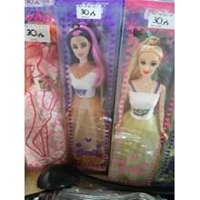 [Mainan Plastik] Barbie (PR)