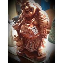 Patung Fiber Buddha (Agt.16.126.R.2)