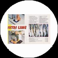 Nutri Lime - Perbaiki Kualitas Air & Tanah