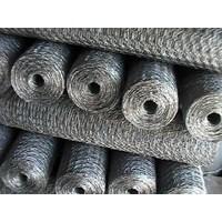 Jual Kawat Bronjong – Kawat Galavanis Zinc Iron