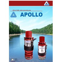 Jual Pompa Celup Submersible Pump Apollo