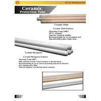 Jual Ceramic Protection Tube