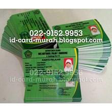 Cetak ID Card Kartu Pelajar NISN Murah