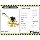 Power Trowel - DPT 36H