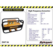 High Frequency Converter  - DHF 54