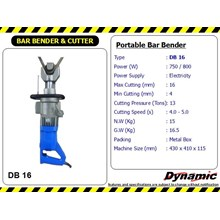 Portable Bar Bender - DB16