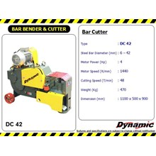 Bar Cutter - DC 42