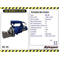 Portable Bar Cutter - DC 25