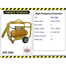 High Frequency Converter - AFE 3500